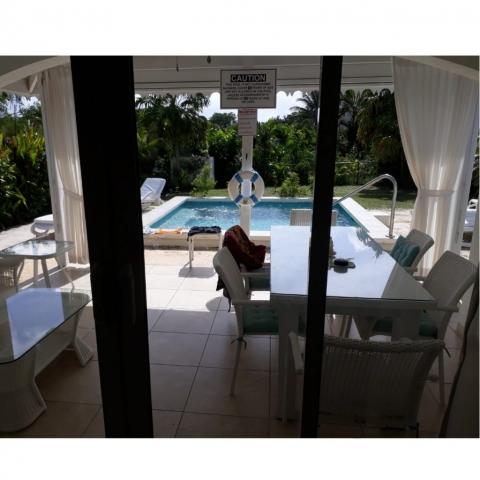 CAlming Barabdos villa views. Mobile Spa services in Barbados.