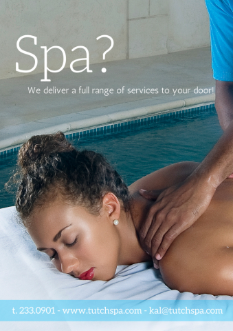 We come to you. We deliver a full range of spa servcies to your door!