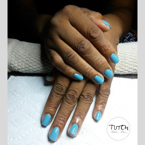 Manicure in Barbados Standard Polish